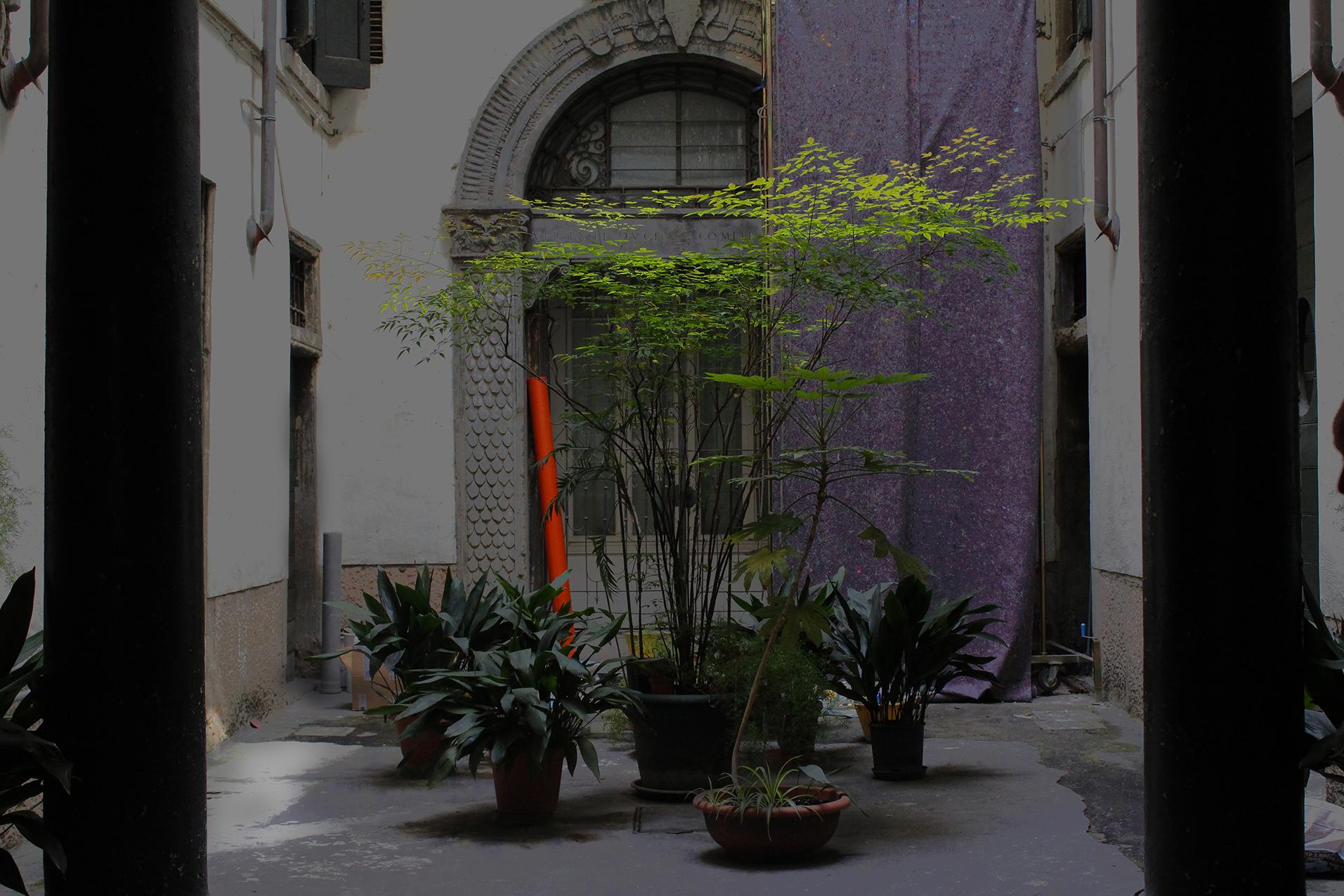 El patio de Verona