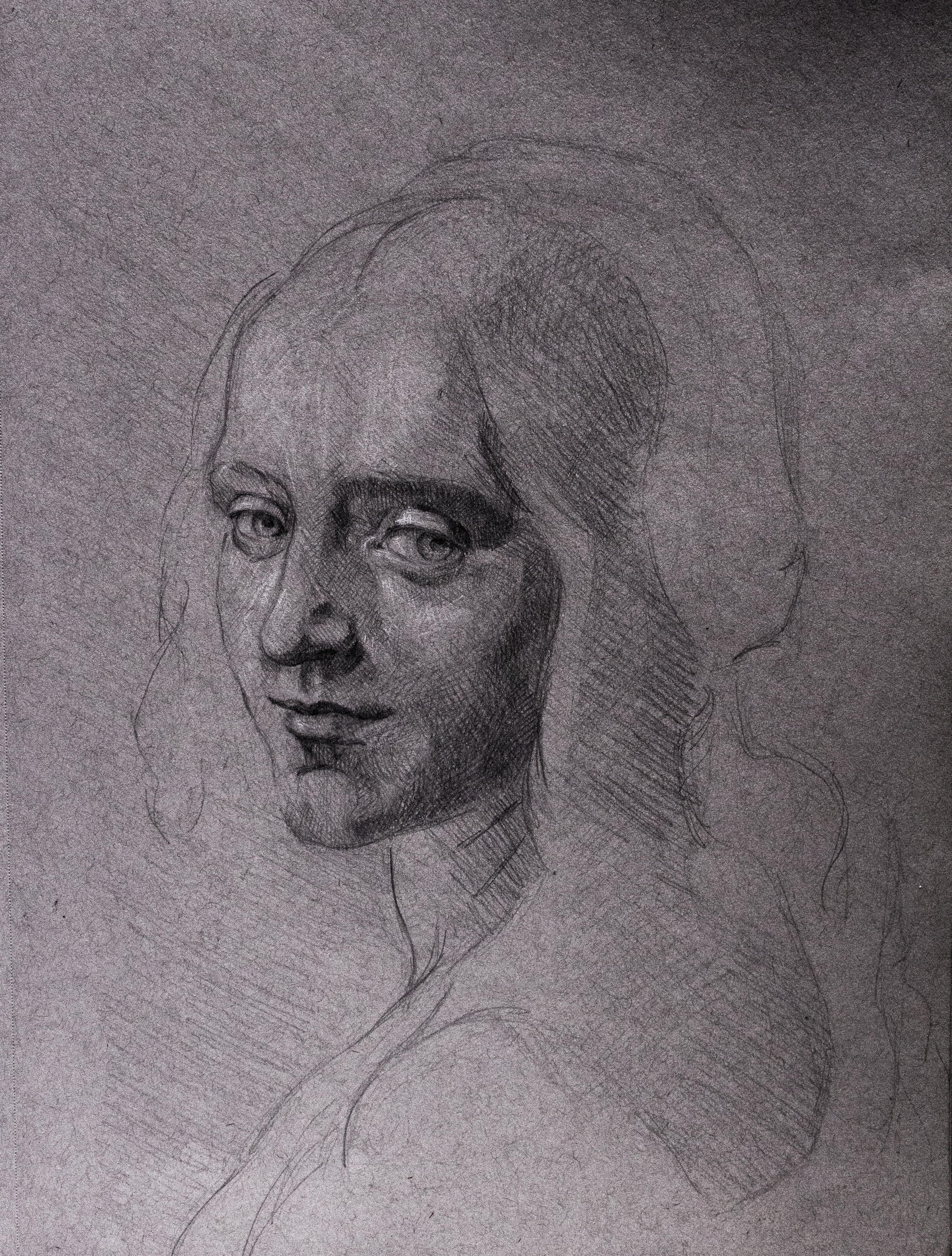 Copia Leonardo Da Vinci | Virgen de las Rocas