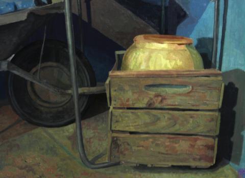 Bodegón del garaje