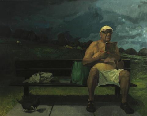 Viejo de Hampstead