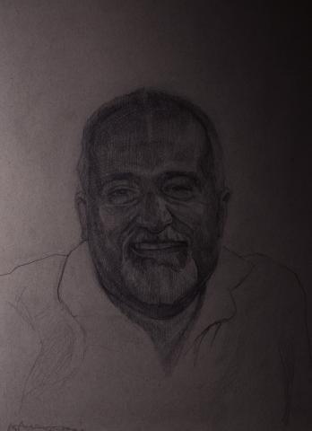 Retrato a mi padre